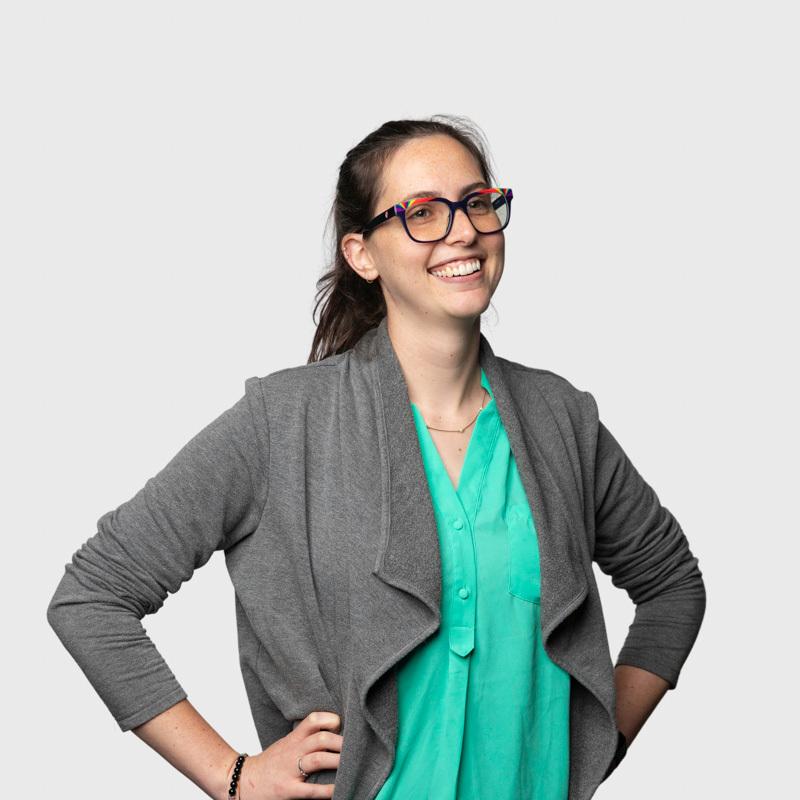 Photo of Phoebe Boyd